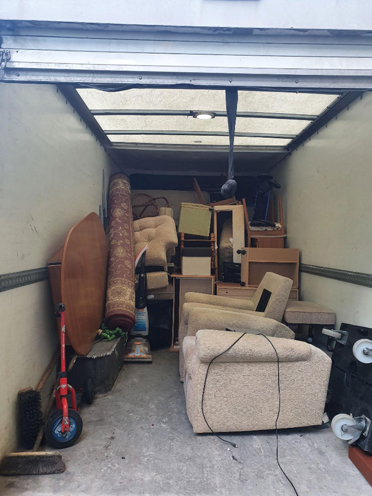 House Clearance East Kilbride Van