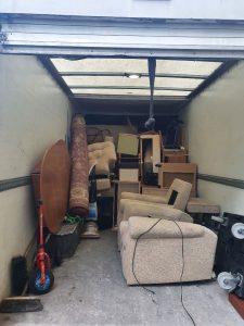 house clearance east kilbride full van